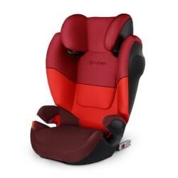 Cybex Solution M-fix SL Rumba Red 2020