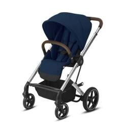 Cybex Balios S Lux SILVER Navy Blue 2020