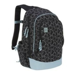 Lässig Big Backpack Spooky black