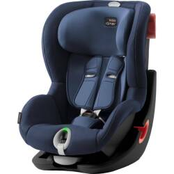 Autosedačka King II LS Black, Moonlight Blue S