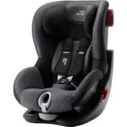 Britax King II Black, Graphite Marble S